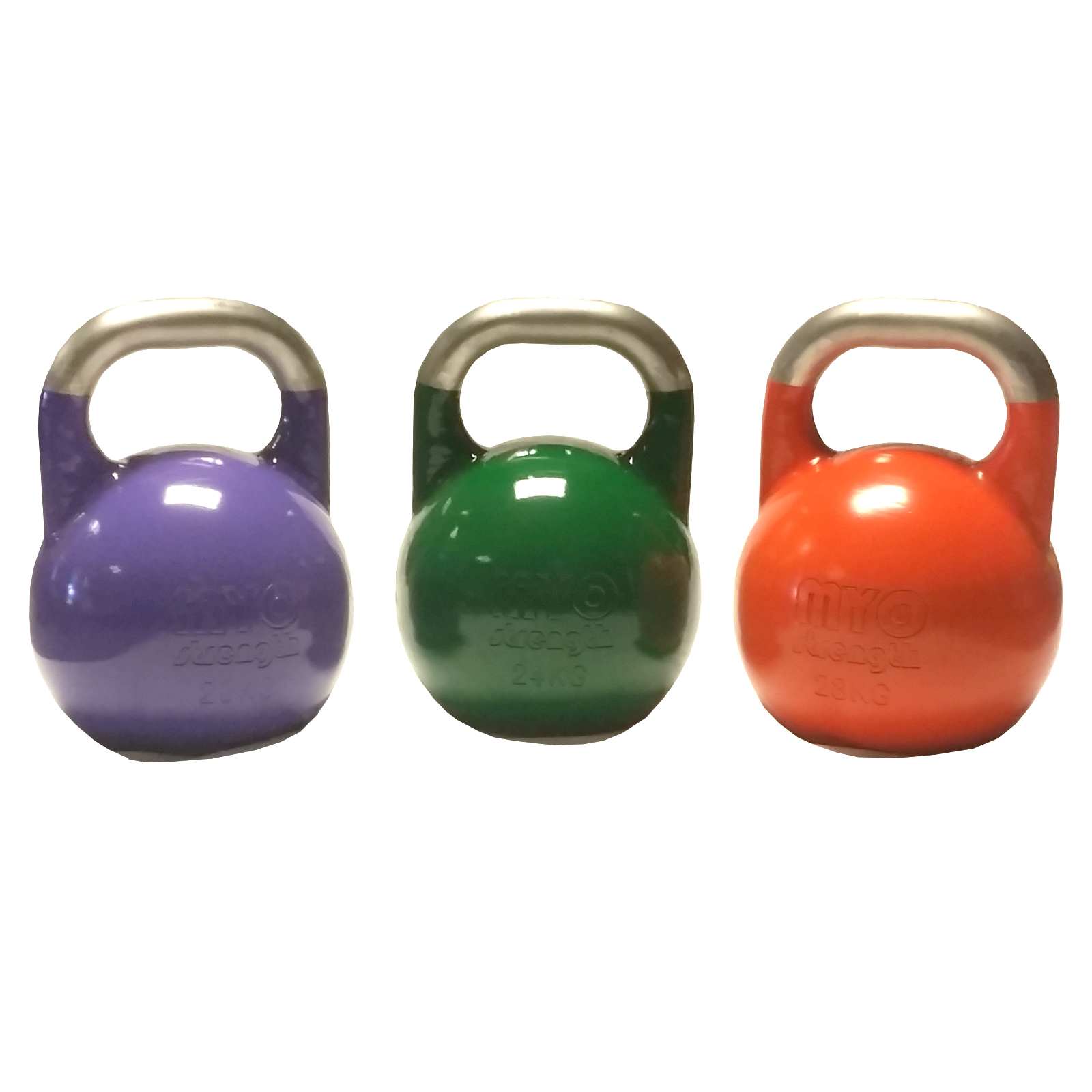 MYO Strength 4kg Competition Kettlebell